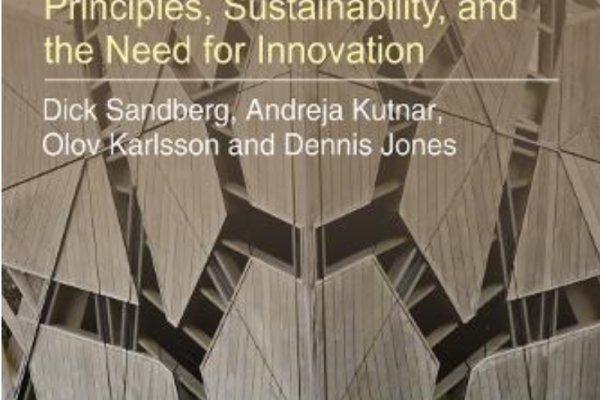 Dr. Andreja Kutnar soavtorica nove knjige pri založbi Taylor & Francis Ltd.