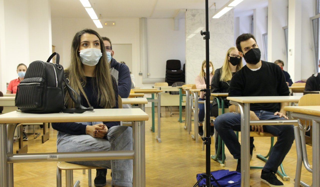 Univerza na Primorskem podpira javni poziv študentov