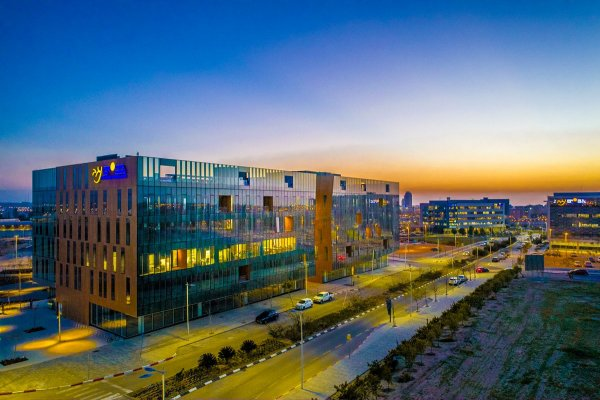 Agreement of cooperation with the Ben-Gurion University of the Negev from Israel