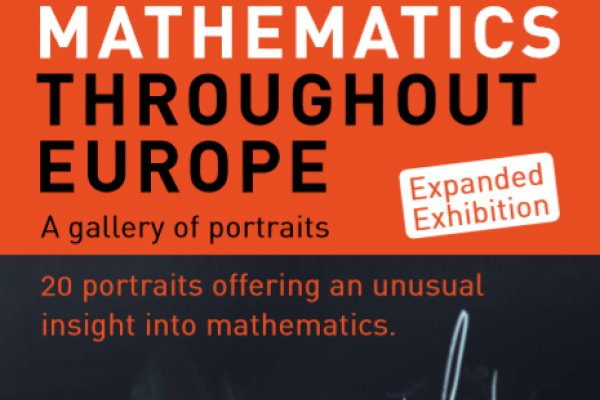 Invitation to the exhibition   Women of Mathematics throughout Europe - A Gallery of portaits