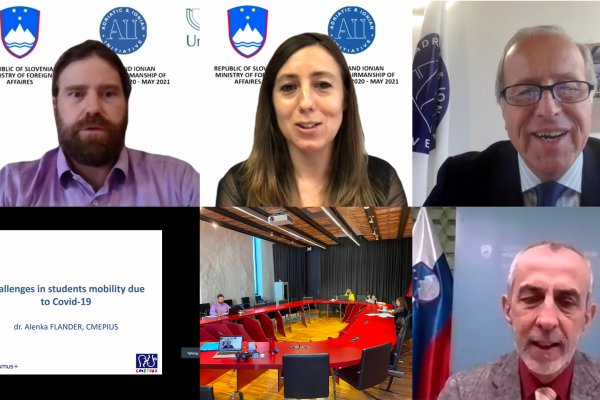 UNIADRION: Round table on HIGHER EDUCATION CHALLENGES AND RESPONSES IN COVID-19 TIMES