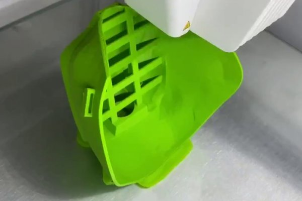 PROTOTYPES OF 3D PRINTED FACE MASKS DELIVERED TO THE GENERAL HOSPITAL IZOLA FOR TESTING